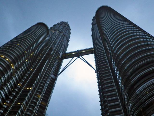 First stop: Kuala Lumpur