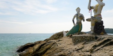 Ko Samet mermaid