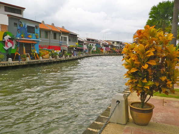 Little Amsterdam of Melaka