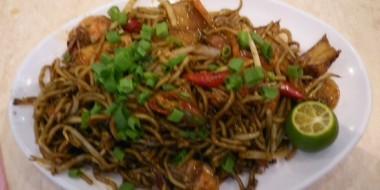 Indian noodles: Mee Goreng