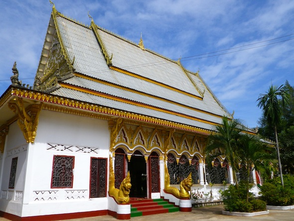 What to do in Pakse?