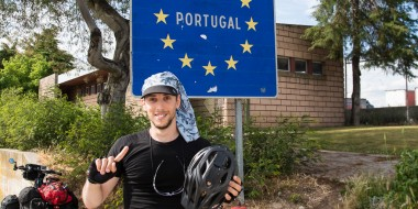 No helmet needed for cyclists in Portugal