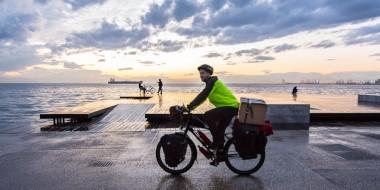 1 year bicycle touring in Europe