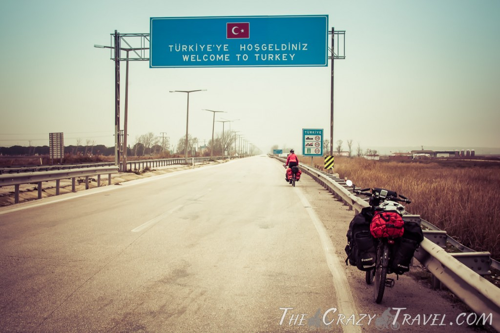 Turkey Bicycle Touring