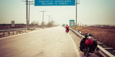 Turkey Bicycle Touring