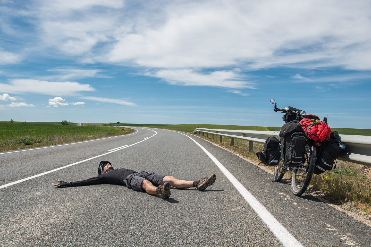 The Crazy Travel Bicycle Touring Around The World